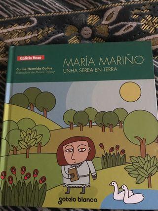 Maria Mariño unha serea en Terra
