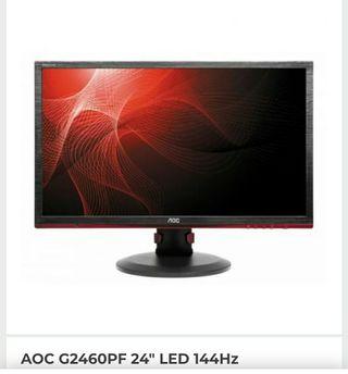 """Monitor Gaming AOC 24"""""""