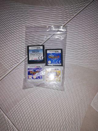 juegos de Nintendo ds/3ds y conpatibles con 2ds