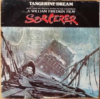 "TANGERINE DREAM ""BSO SORCERER"" LP"
