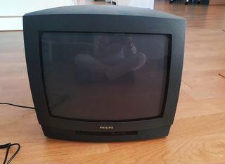 tele antigua pequeña