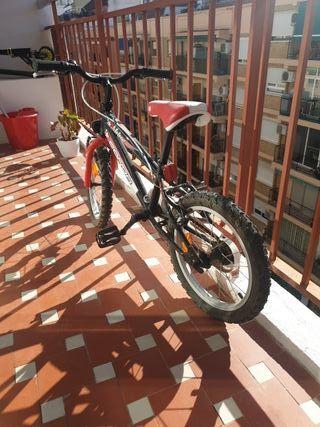 Bicicleta Conor Meteor 16'' infantil