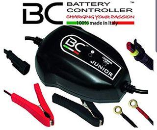 BC JUNIOR 900 Cargador de baterías coche moto