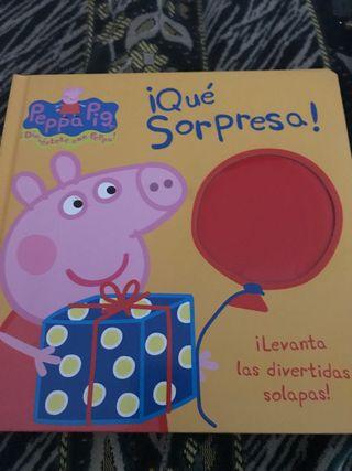 Libro infantil pepa pig