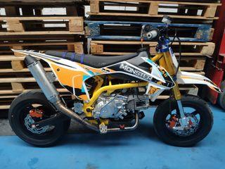MonsterPRO 190cc full equip motard