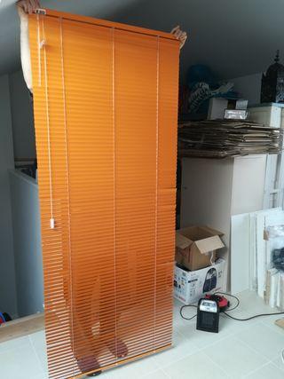 cortina veneciana bandalux 87cm