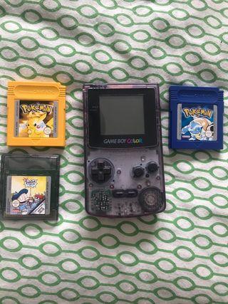 Game Boy Color Perfecto Estado