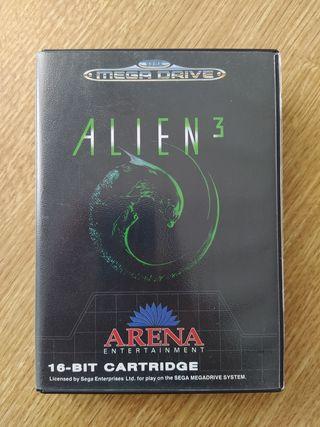 Alien 3 Sega Megadrive
