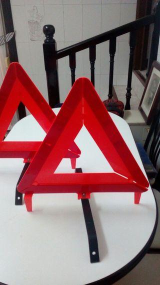 Triángulos de peligro