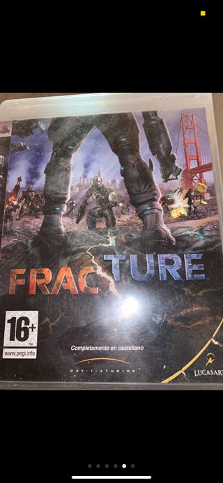 Fracture juego para PS3