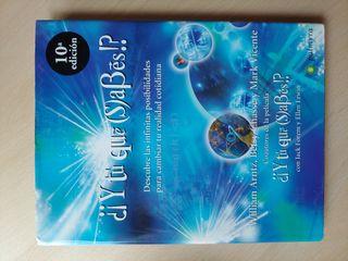 Y tú qué sabes? Libro física cuántica