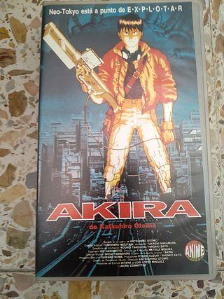 película VHS, Película VHS AKIRA