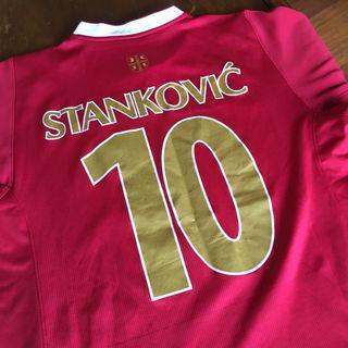 Camiseta Dejan Stankovic Servia