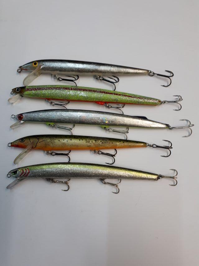 Rapala señuelo artificial pesca