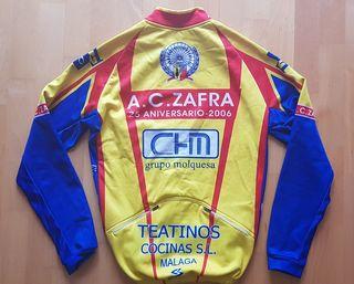 Equipación ciclista ZAFRA SPIUK