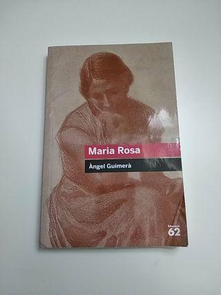 """Llibre """"Maria Rosa"""""""