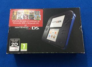 Nintendo 2DS + Juego