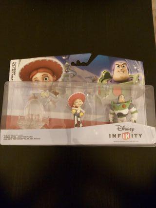 Pack Jessie/Buzz Lightyear Disney Infinity