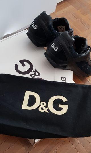 Zapatillas D&G T 39-40