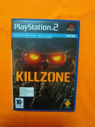 KILLZONE - SONY PLAYSTATION 2 - PS2 - PAL