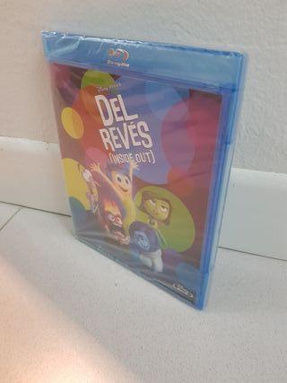Del Revés. Inside Out. BluRay