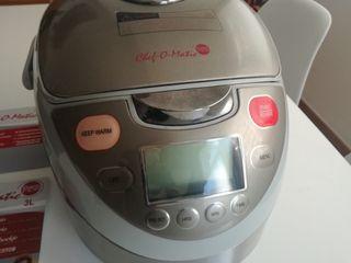 Robot de cocina Chef-O-matic Pro