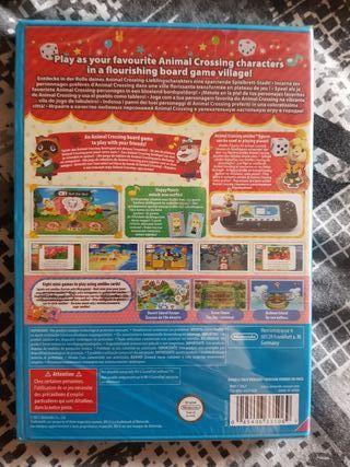 Juego Wii U - Animal Crossing Amiibo Festival