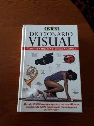 Diccionario visual. Oxford