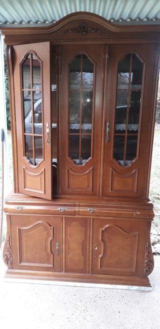 Alacena mueble vitrina