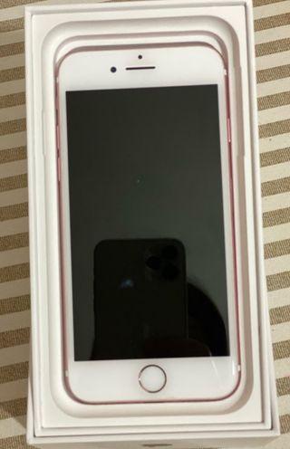 iPhone 7 gold rose 32GB