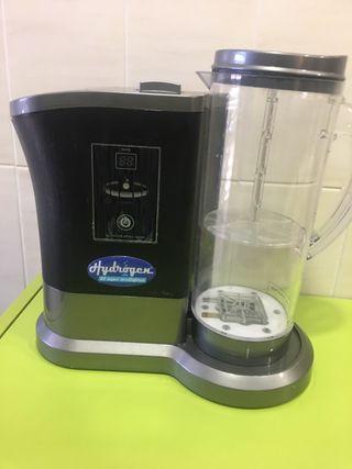 Hydrogen agua hidrogenada