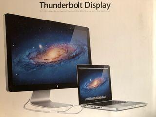 Apple Thunderbolt Monitor 27