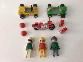 Famobil Motorista y Piloto de carreras