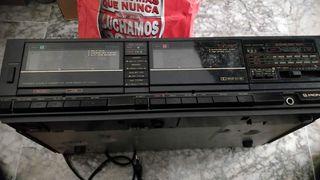 Regalo doble pletina cassette PIONEER