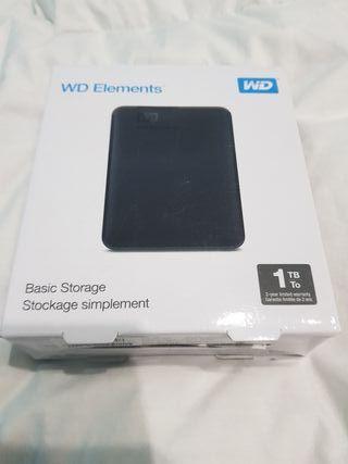 DISCO DURO 1TB, 2.5, USB 3.0