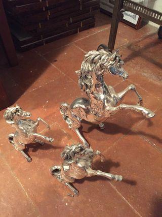 Caballos decoracion