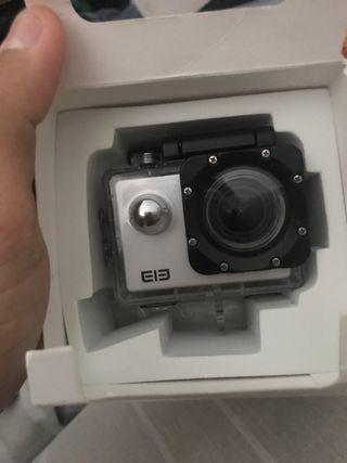 Cámara goPro 4k