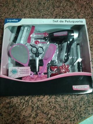 juguetes set de peluquería de Juguettos