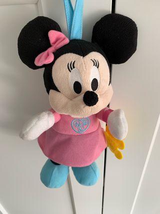 Baby Minnie interactiva.