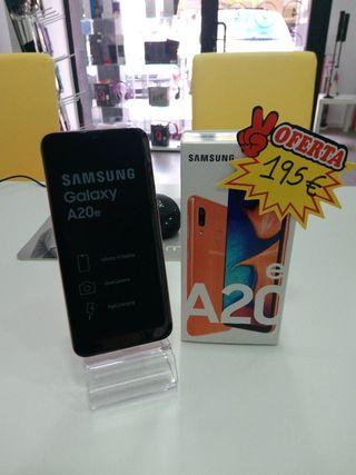 Samsung nuevo color coral. con dos años de garantí