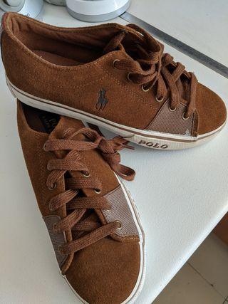 OCASION zapatillas POLO RALPH LAUREN