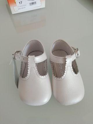 Zapato Talla 17 Nuevo