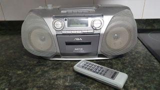 radio cassette mp3