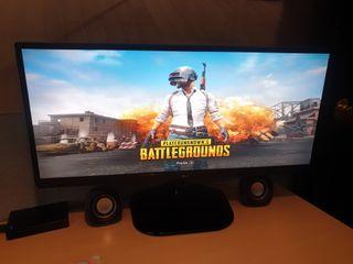 Monitor LG 25 pulgadas UltraPanoramico 2K 75HZ