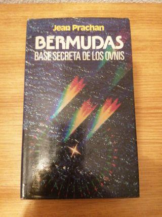 """LIBRO """"BERMUDAS, BASE SECRETA DE LOS O.V.N.I.S"""""""