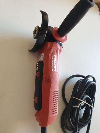 Amoladora Hilti AG 125 15 DB