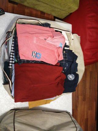 pack de ropa 15-16 años