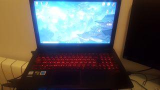 Portátil Gaming Asus GL552VW