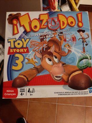 Juego Tozudo toy story 3
