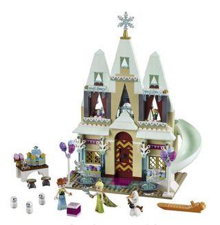 LEGO Disney Frozen. Castillo de Arendelle 41068